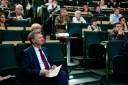 """24 października odbyła się w Ostrołęce konferencja pt. """"Wsparcie dla biznesu w nowej perspektywie finansowej UE na lata 2014-2020"""""""