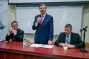 Spotkanie otworzył dyrektor Filii WUP w Ostrołęce Marian Krupiński